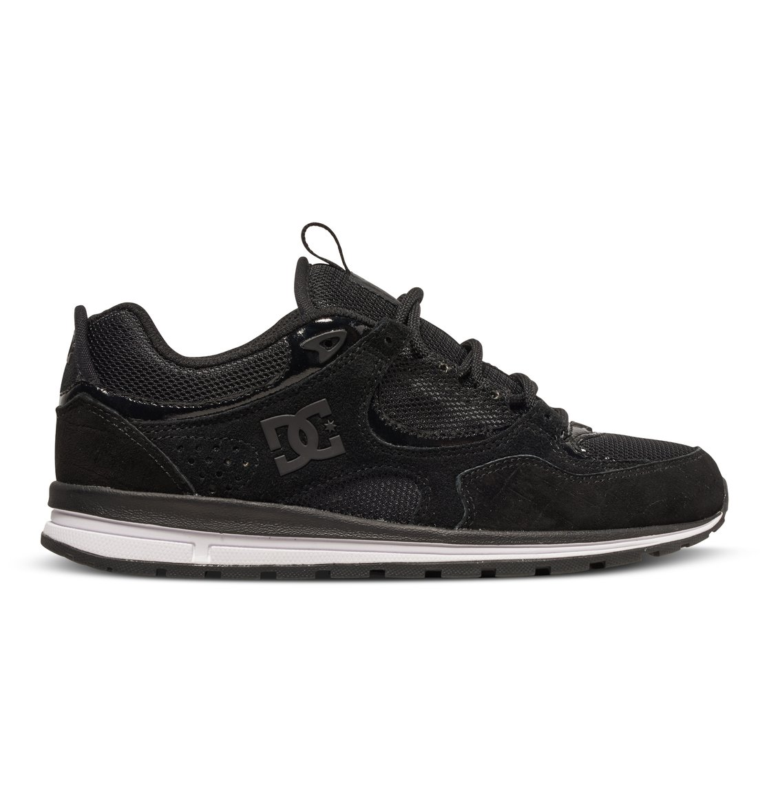 Zapatos negros DC Shoes para mujer a54bk5