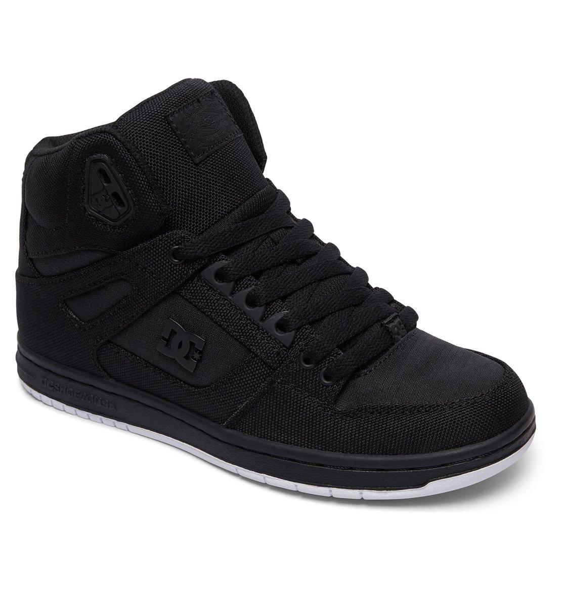DC Shoes Men's Pure SE Low Top Shoes Black 8.5 2qY7j3vLY