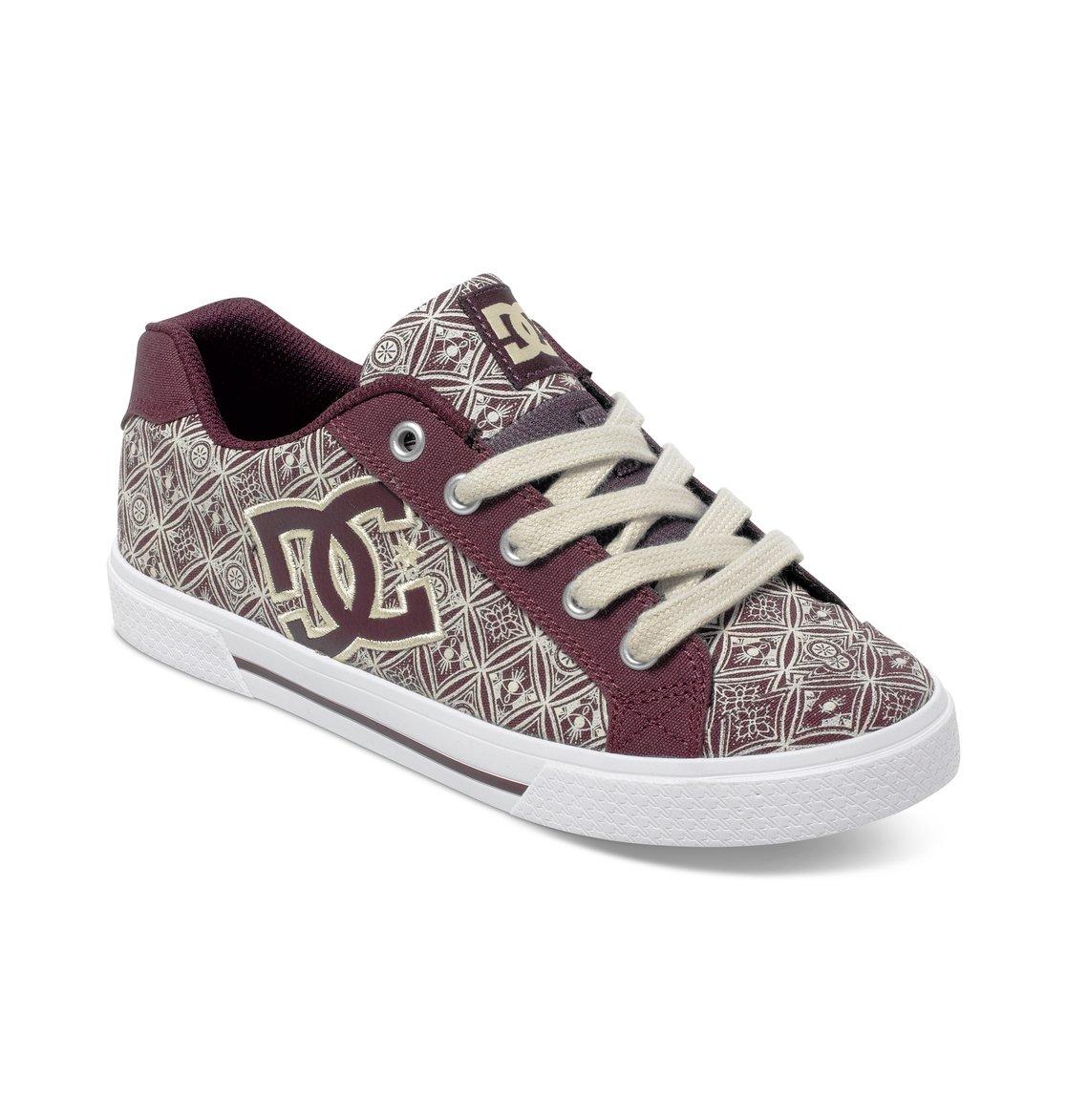 Dc Shoes Femme Baskets Chelsea
