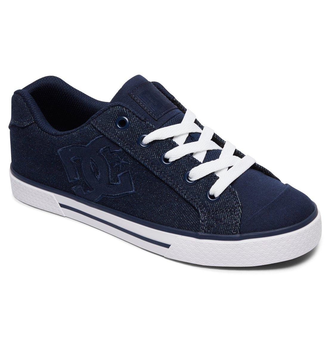 DC Chelsea TX SE Zapatillas de la Mujer, Color Azul, Talla 36 EU