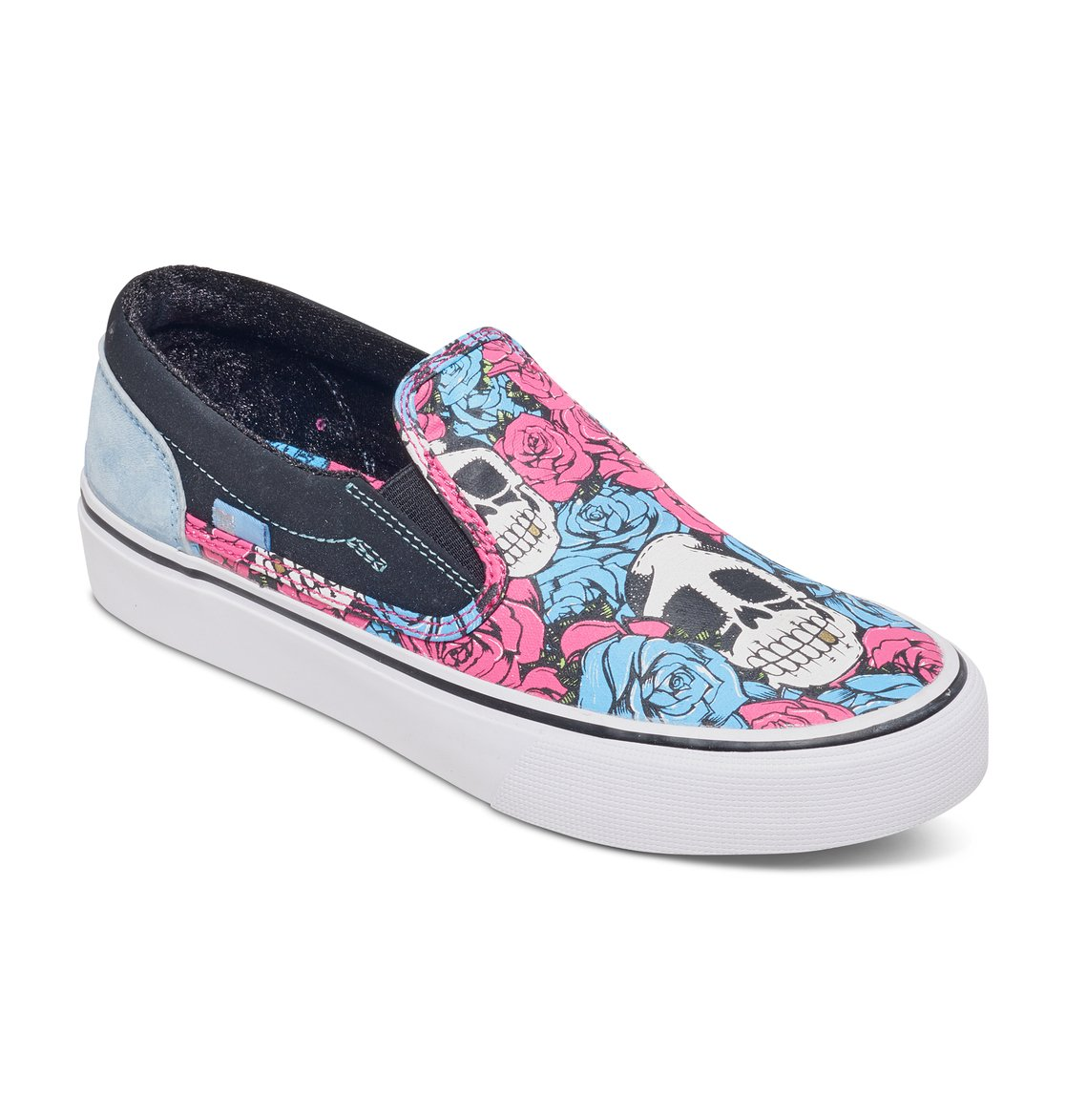 DC Shoes Trase X TR - Slip-On Shoes - Zapatillas - Mujer - EU 37.5 3dQWk2