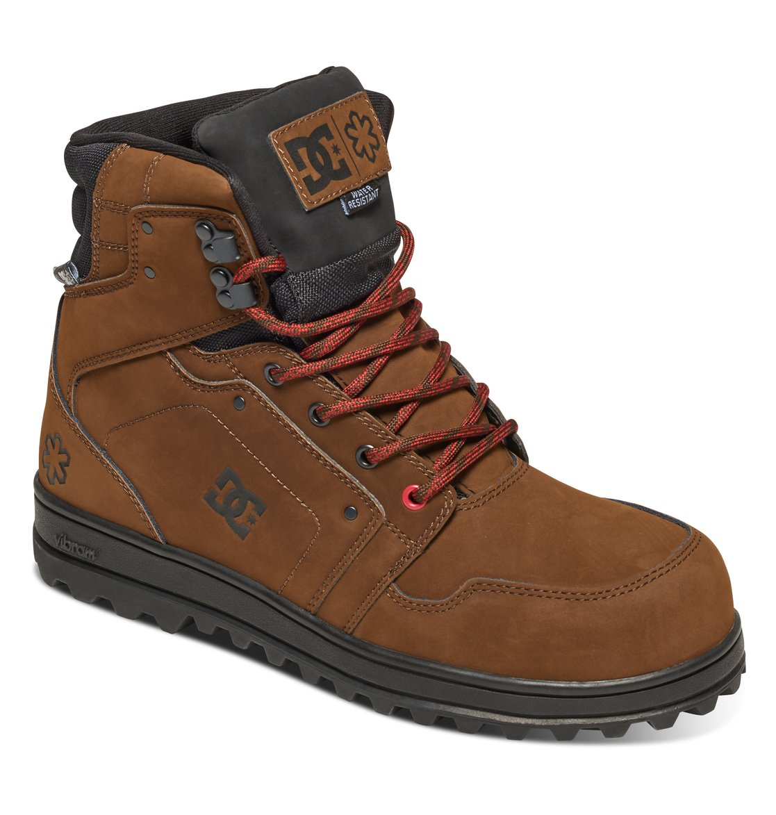 Men's SPT Mountain Work Boots ADMB700011 | DC Shoes