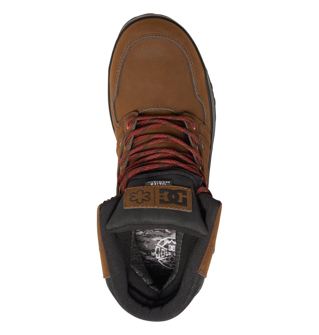 Men's SPT Mountain Work Boots ADMB700011 | DC Shoes
