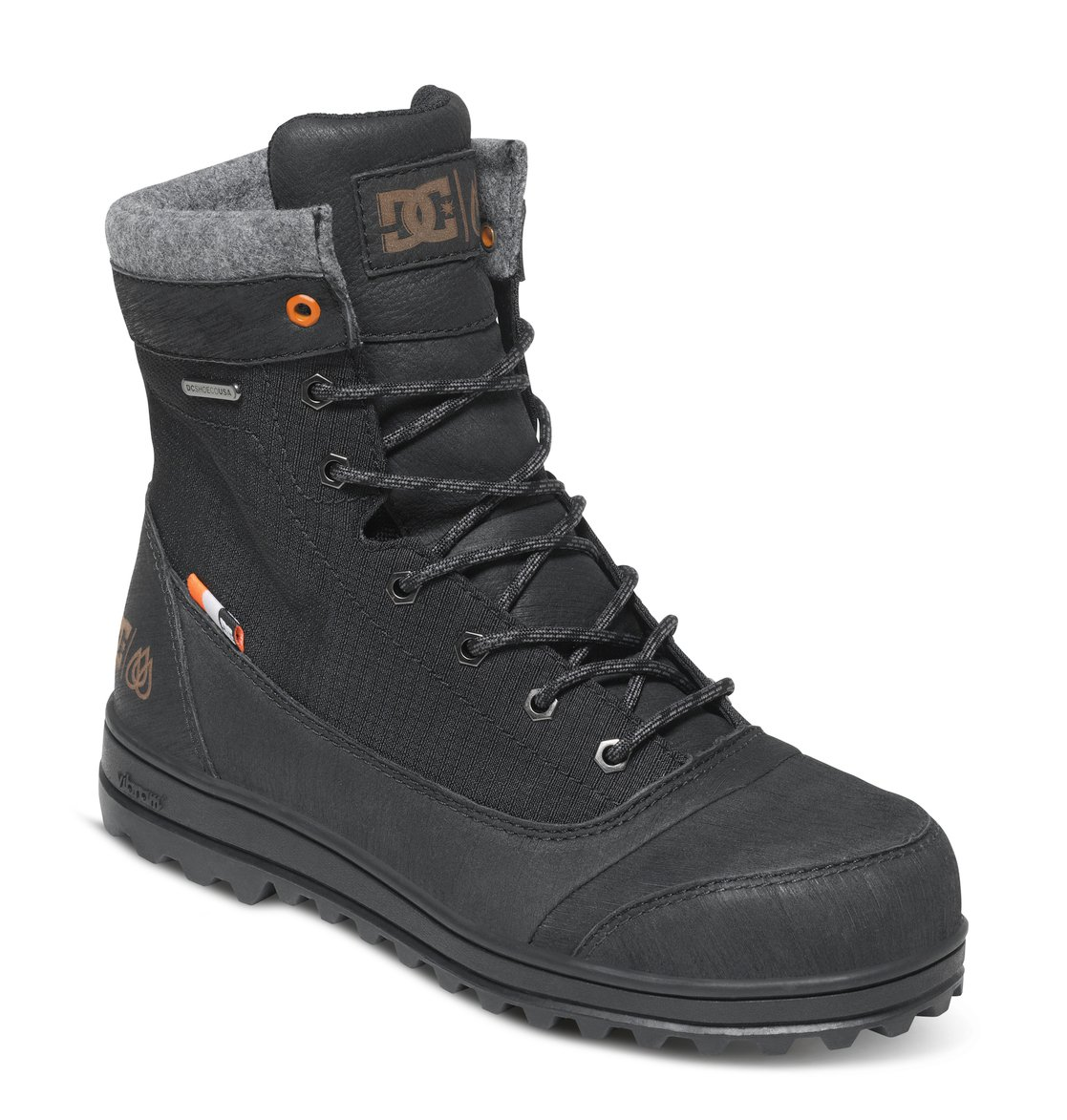DC Shoes™ Travis - Snow-Repellent Winter Hiker - Winter