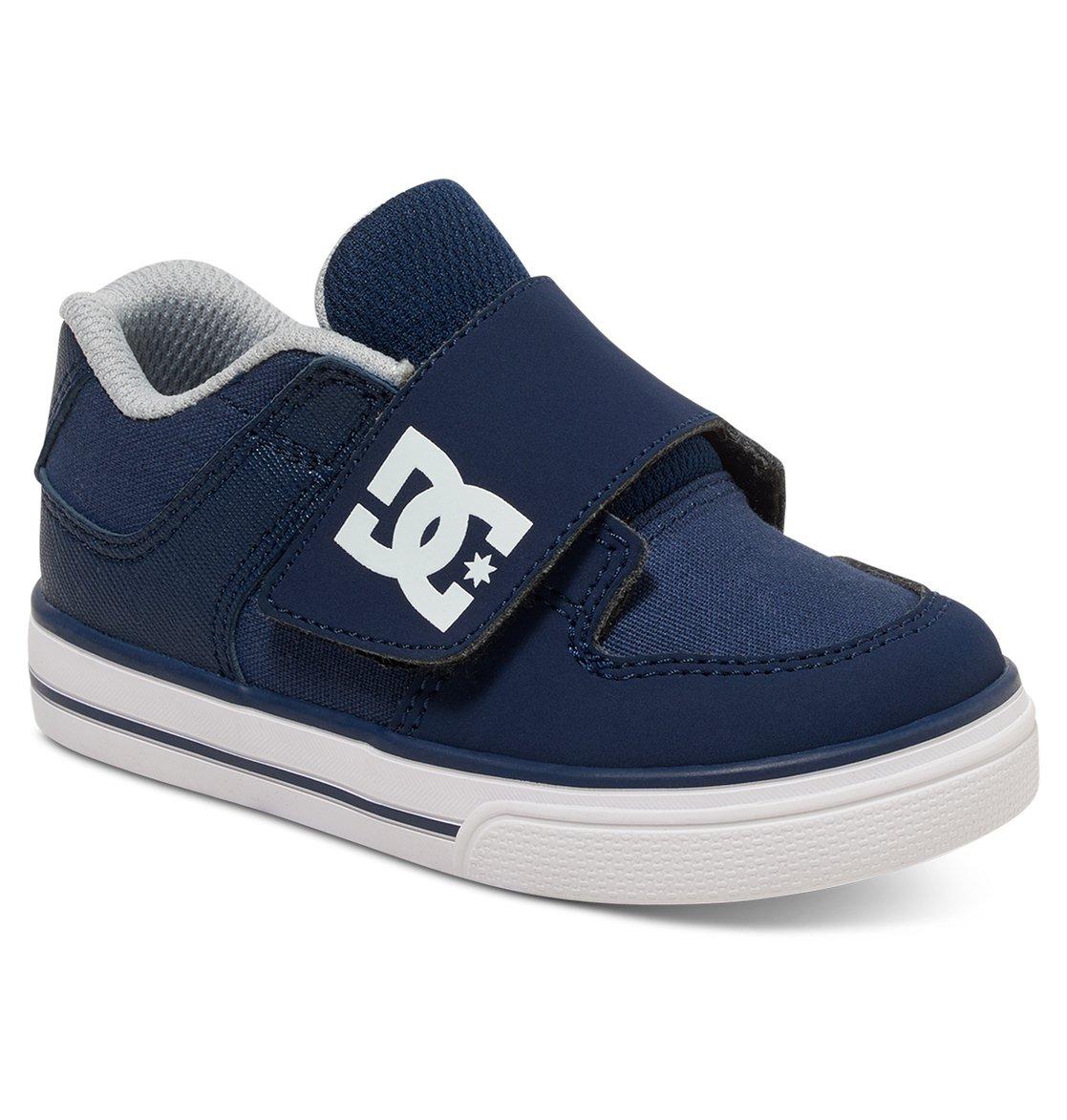 dc shoes toddler pure v shoes adts300022 ebay. Black Bedroom Furniture Sets. Home Design Ideas