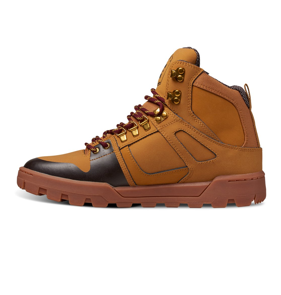 Dc Shoes Spartan High Wr Boot Coffee