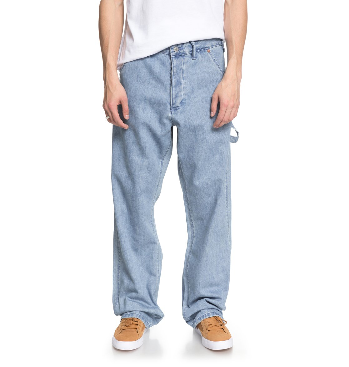 Pagar Con Visa De Precio Barato Barato Nueva Llegada dc shoes Core - Jeans Carpenter da Uomo - Blue - DC Shoes IOjuB