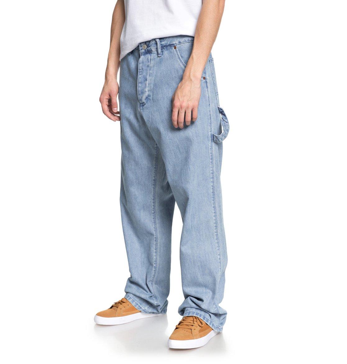 dc shoes Core - Jeans Carpenter da Uomo - Blue - DC Shoes Para Barato En Línea Barata Nuevo Lanzamiento Con Mastercard En Línea Barata PUnnpUS9