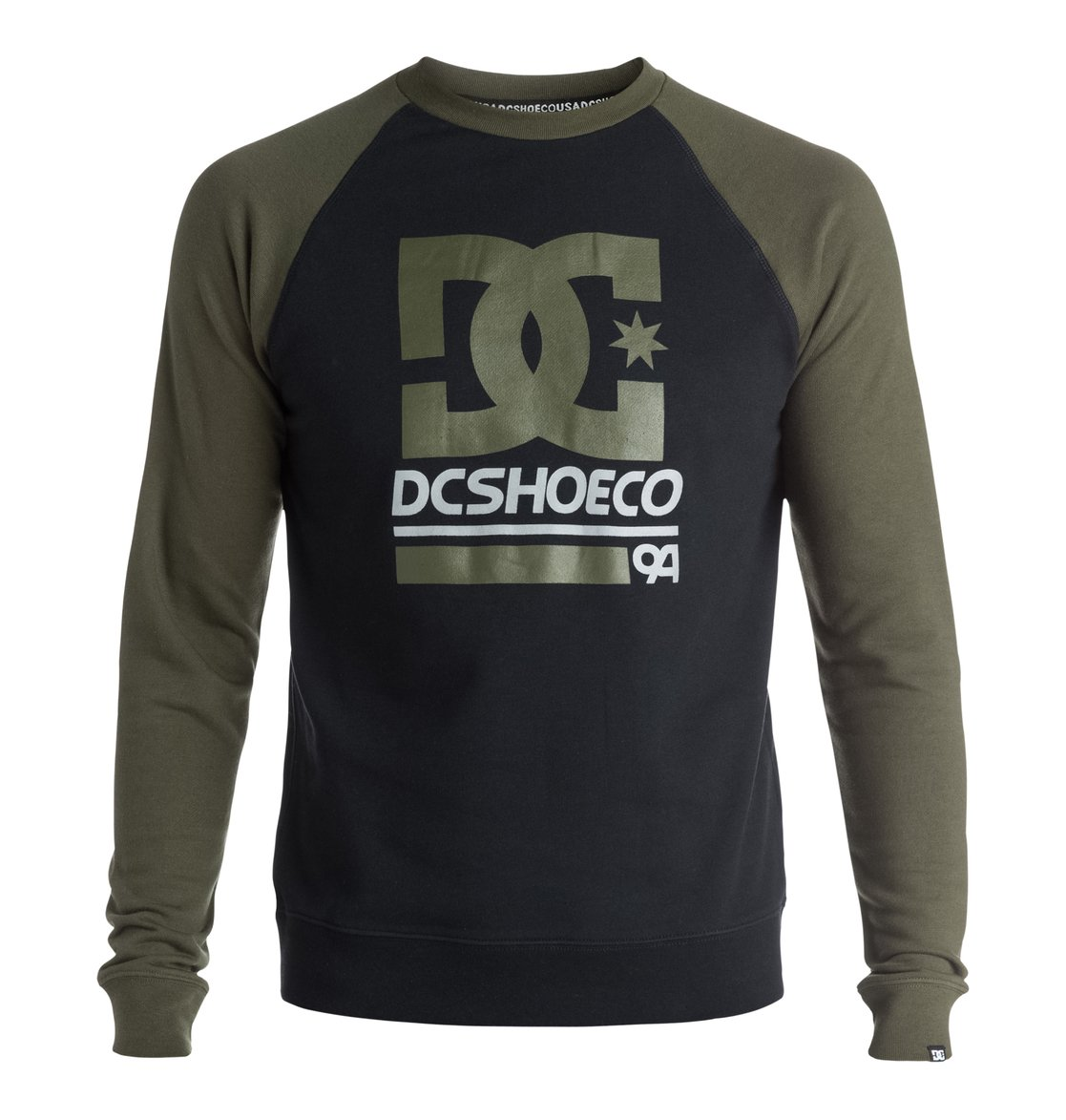 Свитшот DC Rail Raglan от DC Shoes