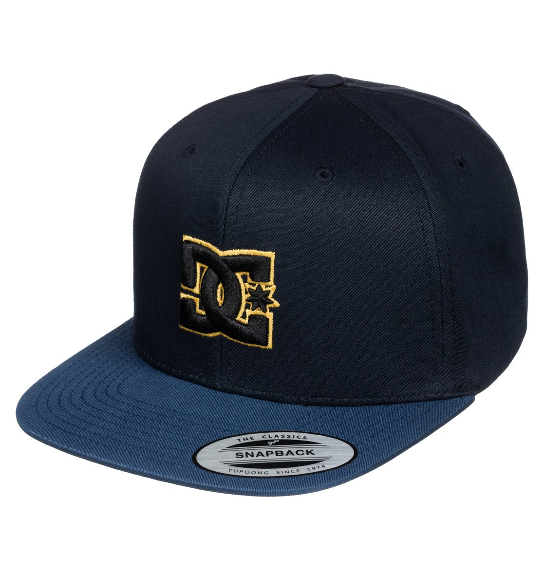 snappy casquette snapback 3613371250041 dc shoes. Black Bedroom Furniture Sets. Home Design Ideas