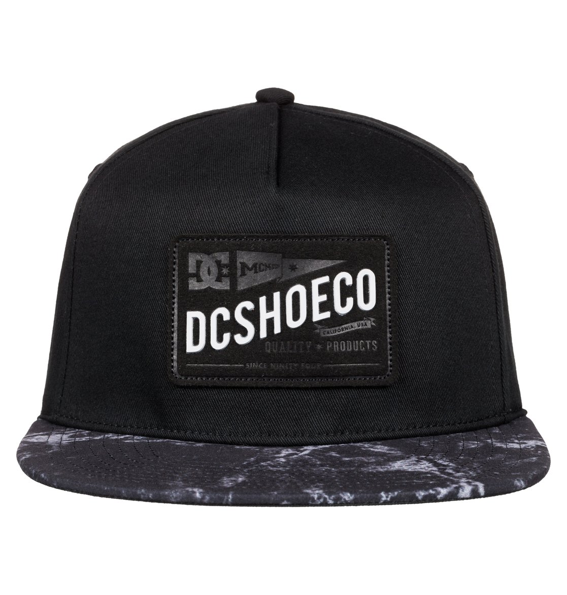 leatherstan casquette snapback adyha03427 dc shoes. Black Bedroom Furniture Sets. Home Design Ideas