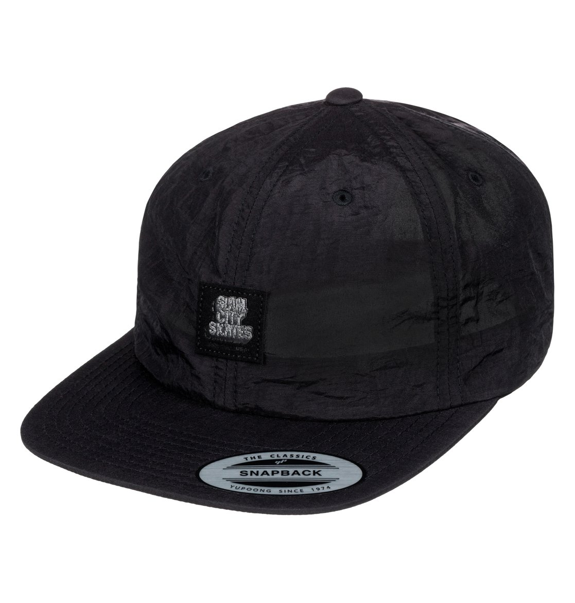 slam city casquette snapback 3613372578168 dc shoes. Black Bedroom Furniture Sets. Home Design Ideas