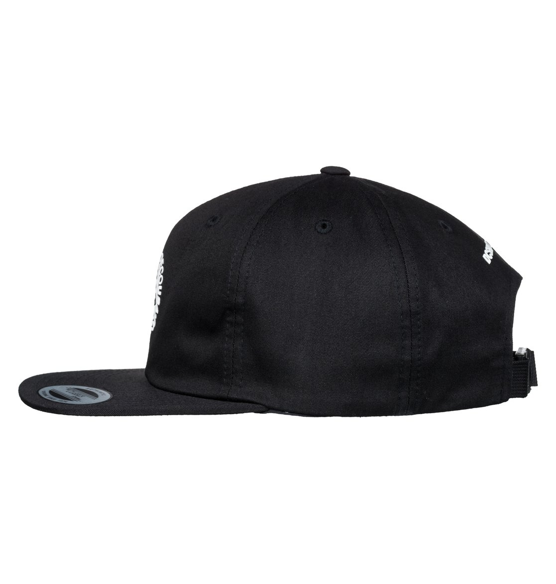 dc shoes Core Twill Dad - Cappellino Dad da Uomo - Black - DC Shoes