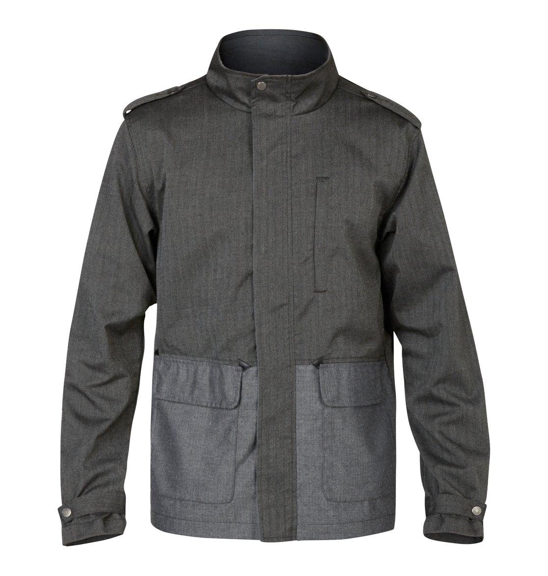 Rover Fill – EuRover Fill – EU от DC Shoes – это мужская куртка из коллекции «Новый год 14-15». Характеристики: плотная полусинтетика «в елочку», утеплитель 140 г.<br>