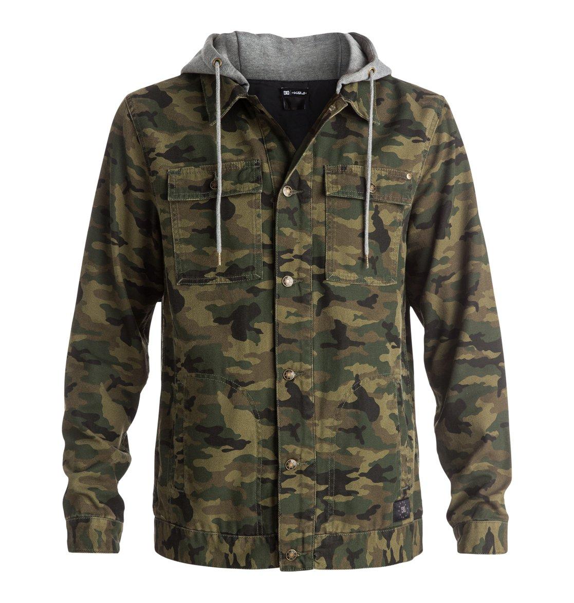 Dcshoes Мужская куртка Kalis Kalis Jacket