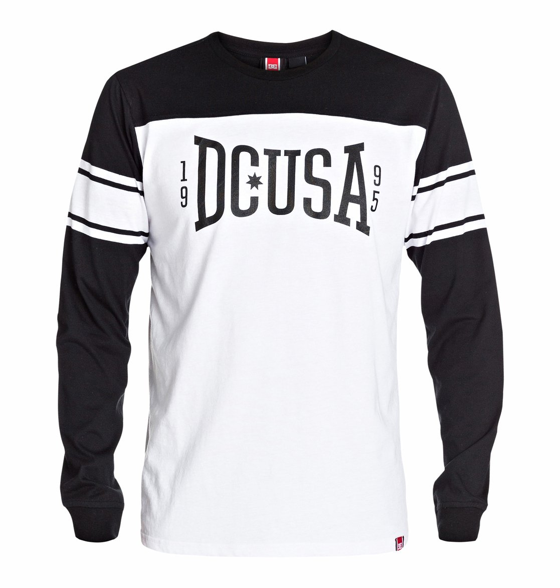 Men\'s Rob Dyrdek Wild Card Long Sleeve Tee ADYKT03019 | DC Shoes