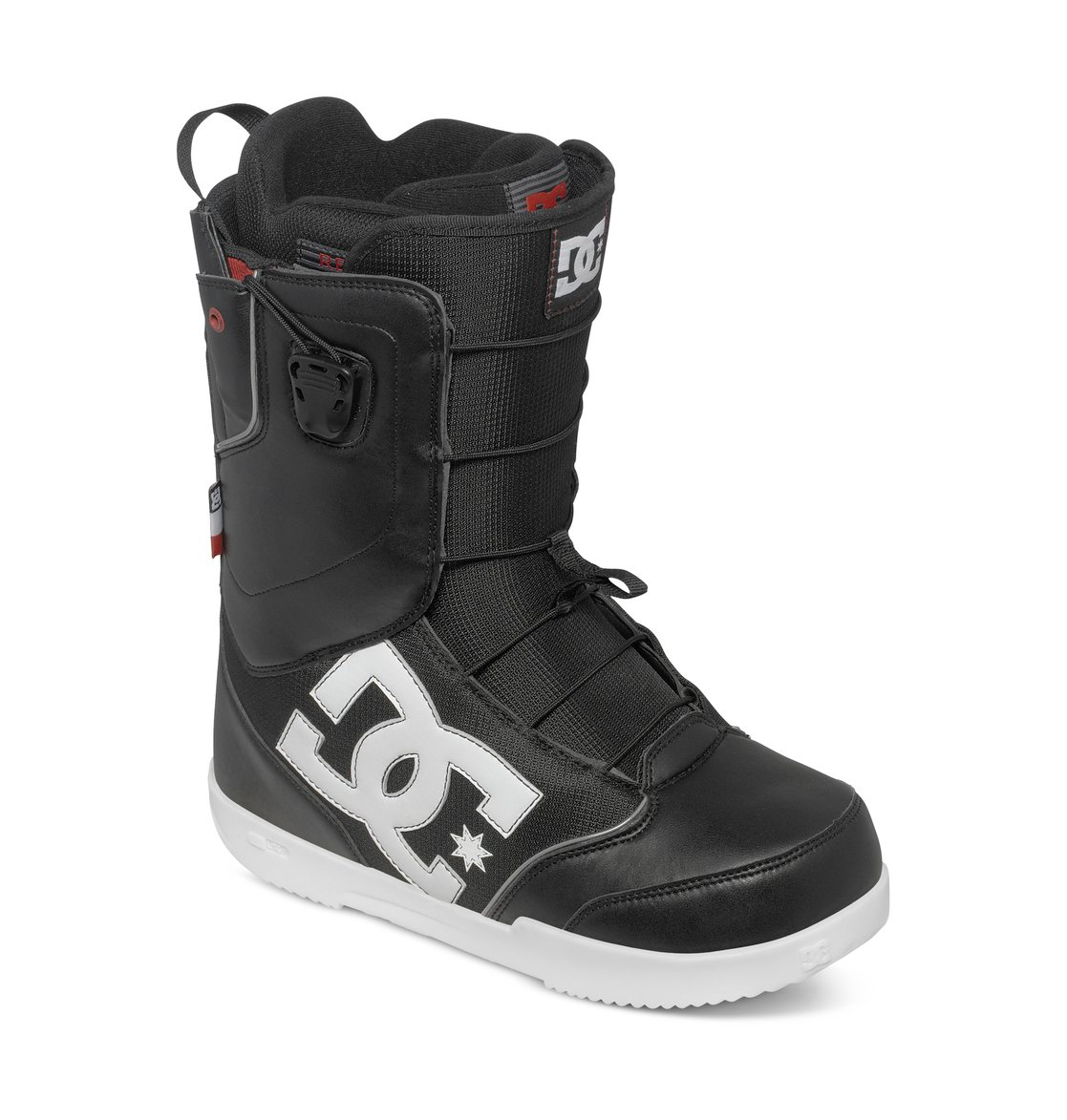 s avaris snowboard boots adyo200021 dc shoes