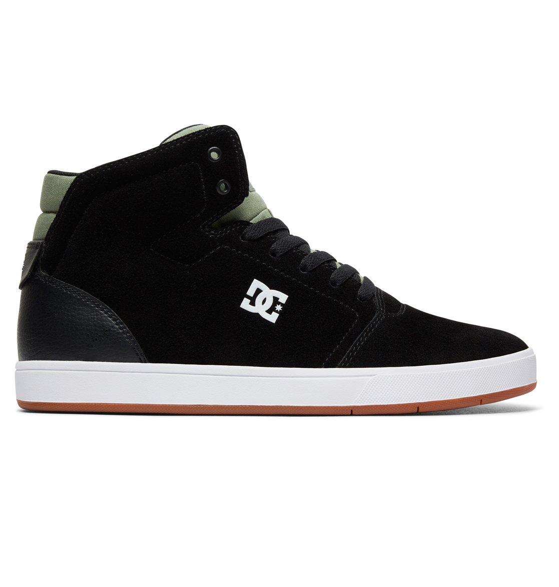 dc shoes Crisis - Scarpe alte da Uomo - Black - DC Shoes tBEMvfU