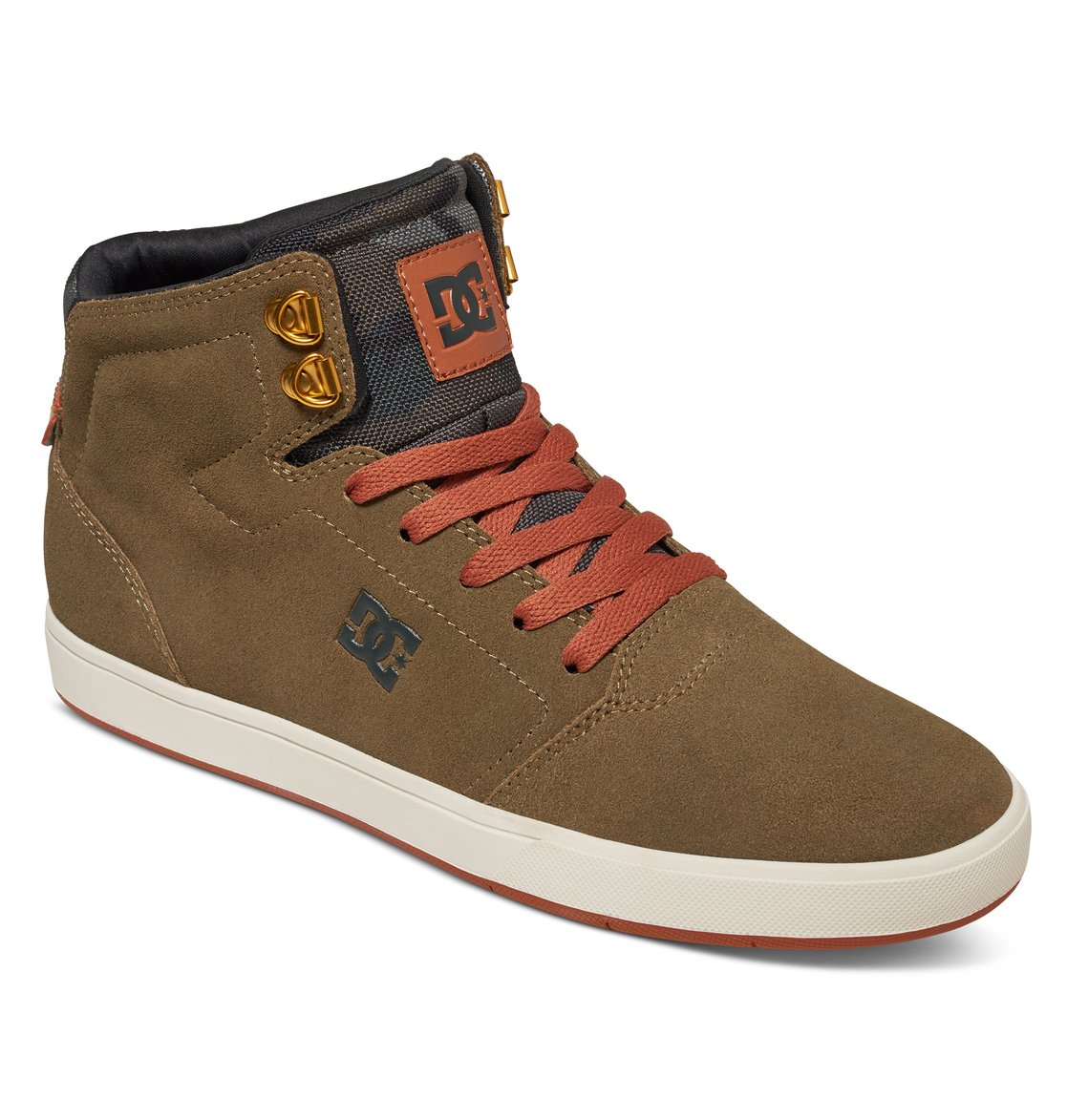 dc shoes crisis high top shoes chaussures montantes. Black Bedroom Furniture Sets. Home Design Ideas