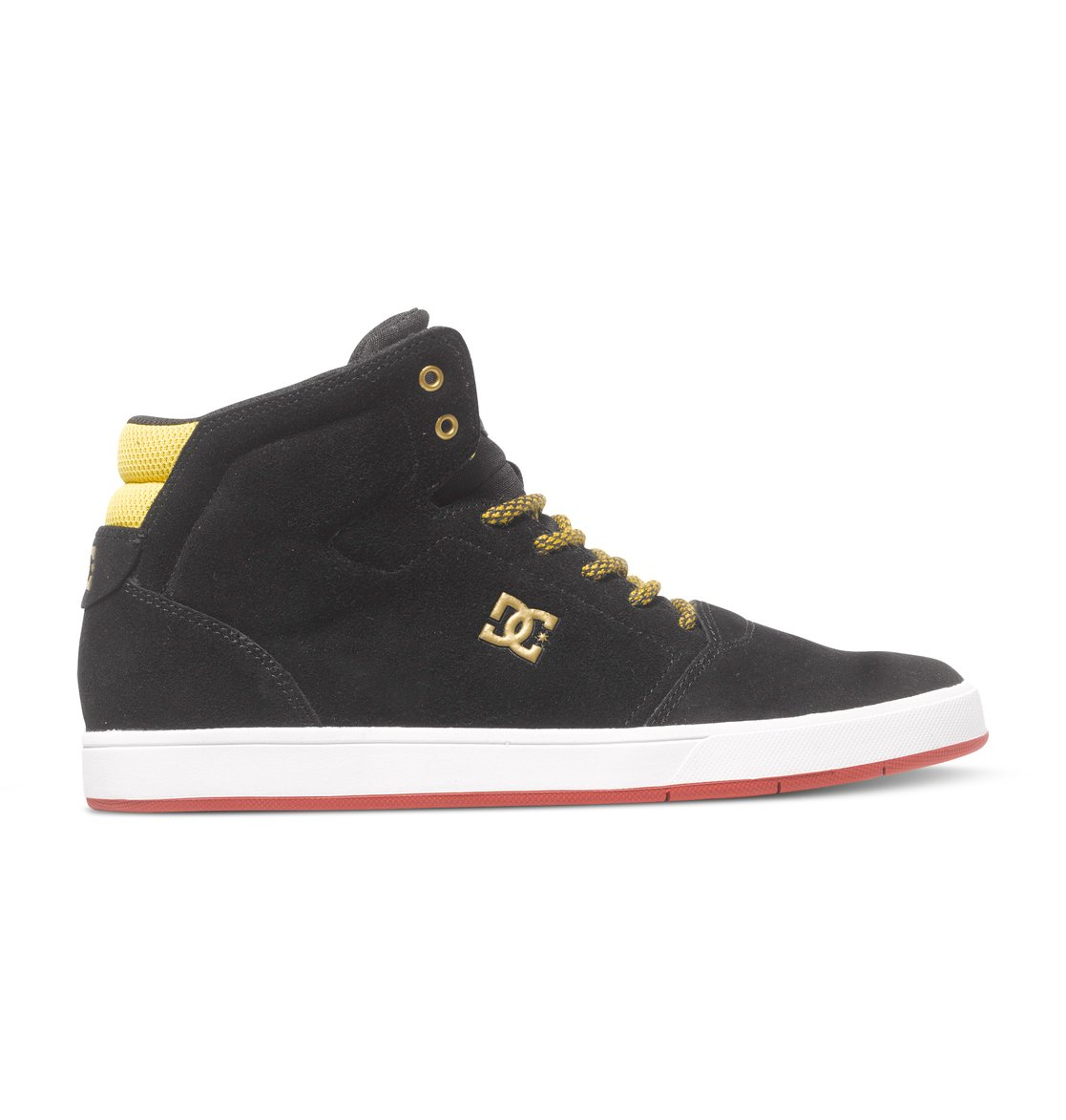 dc shoes high tops black and gold. 0 men\u0027s crisis high top shoes adys100032 dc dc tops black and gold g