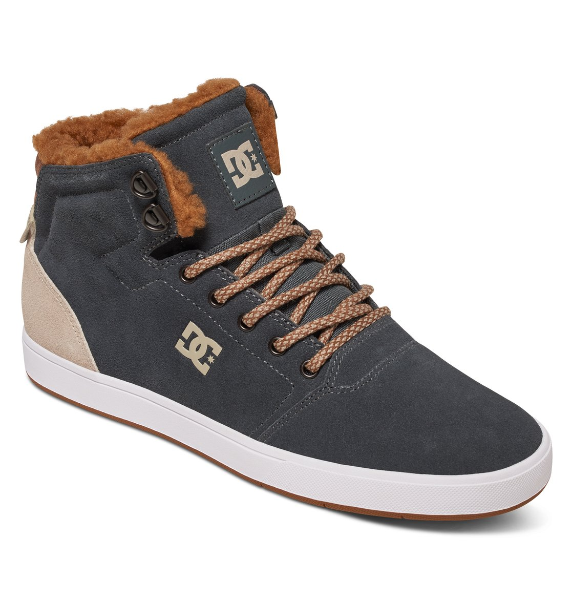 dc shoes crisis wnt chaussure montante cupsole. Black Bedroom Furniture Sets. Home Design Ideas