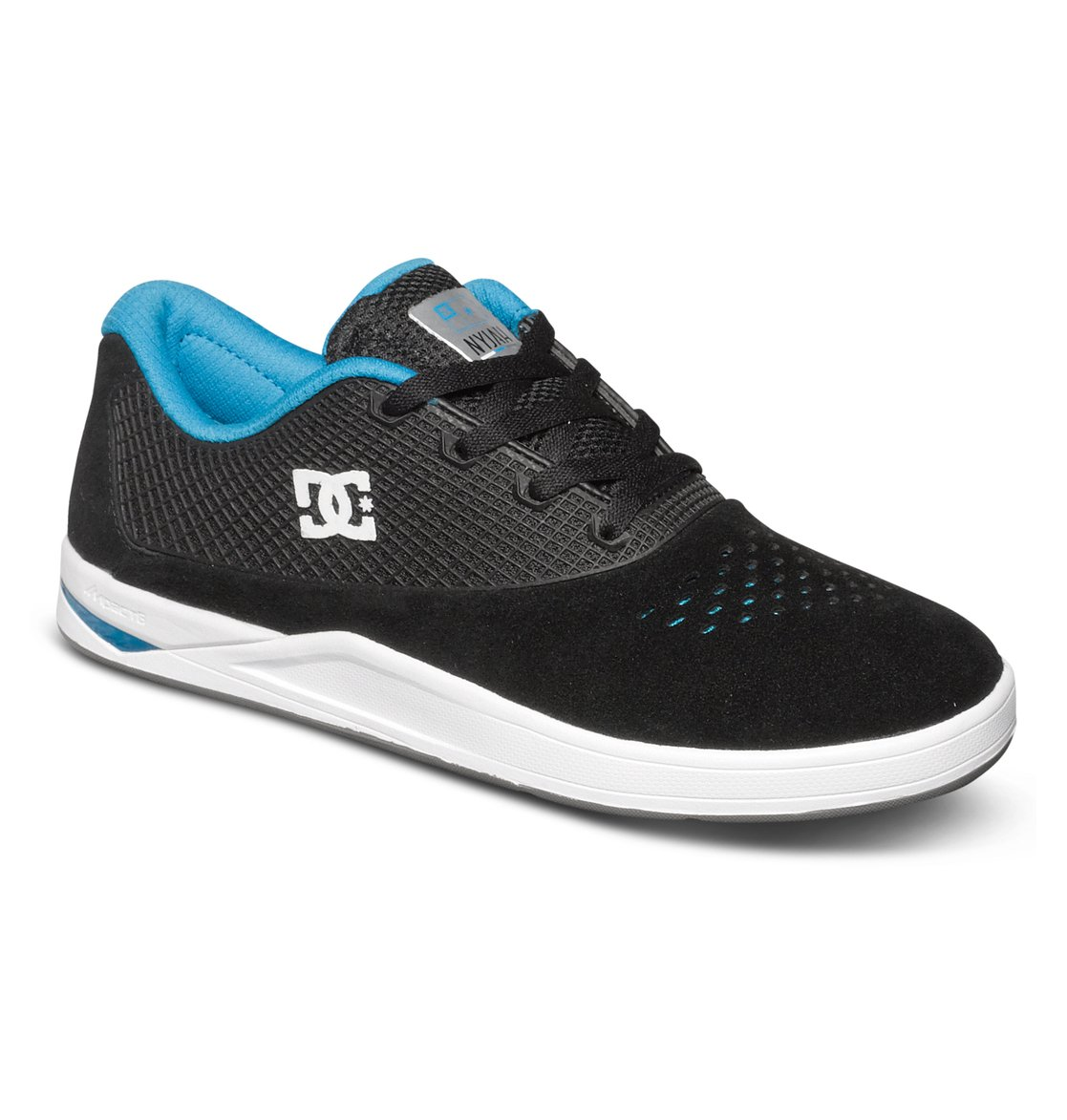 DC® recognizes the fusion between art and skateboarding, taking footwear to the next level. Delivering uncompromising comfort, durability, and eye-catching fashion, DC is the source for everyday and technical skateboarding footwear.