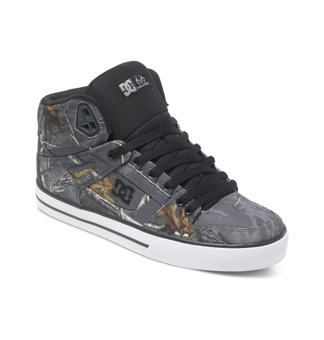 dc shoes Pure SE - Scarpe alte da Uomo - White - DC Shoes