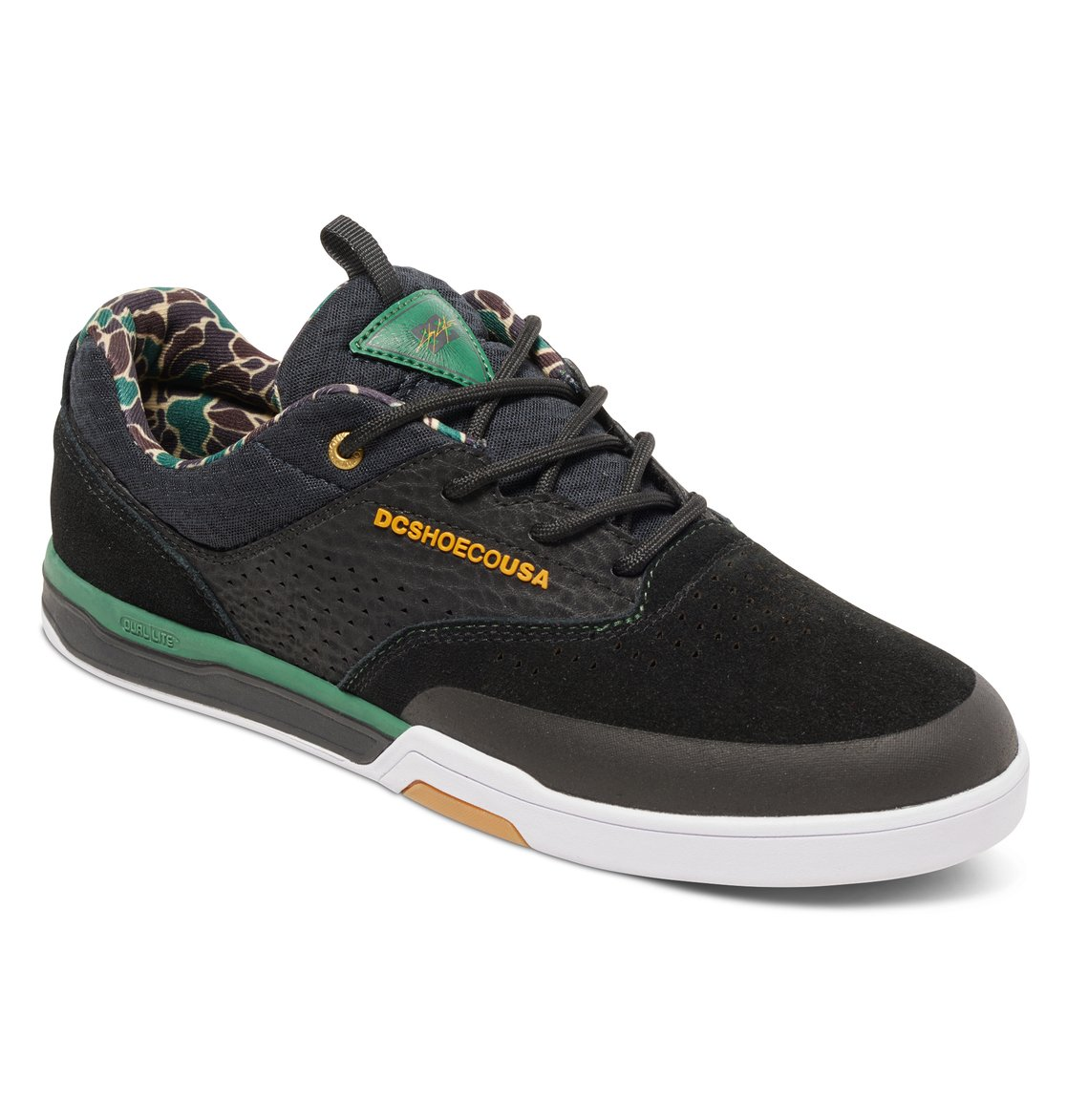 Skate shoes difference - 1 Men S Cole Lite 3 S Skate Shoes Black Adys100230 Dc Shoes