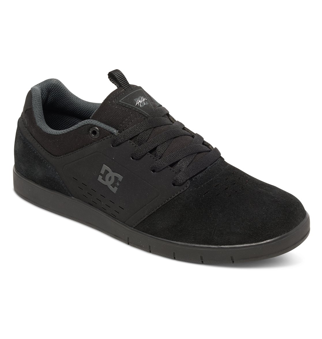 Dc Cole Signature- Black trainers