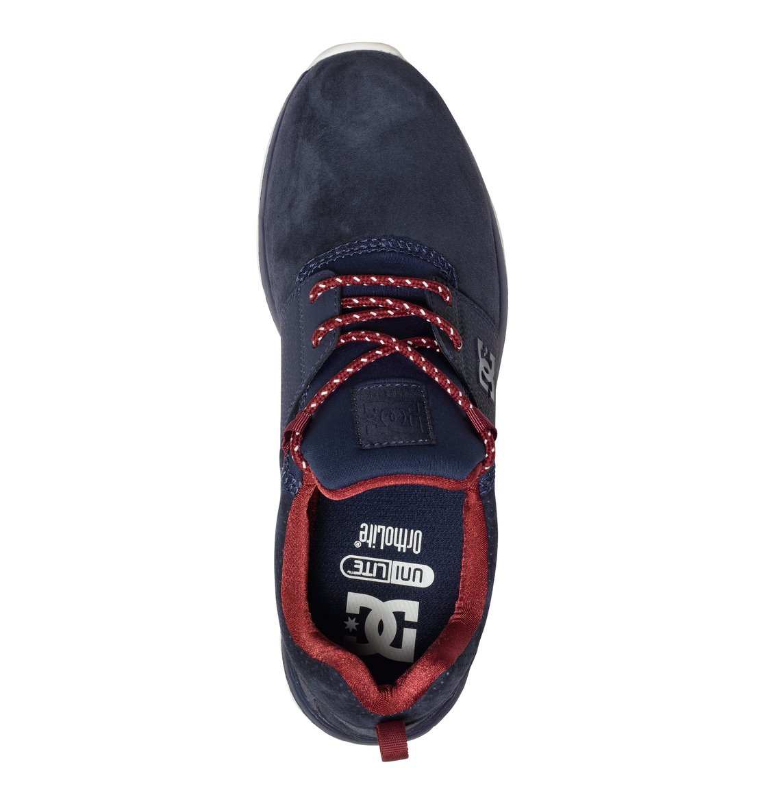 DC-Shoes-Heathrow-LE-Low-Top-Shoes-Chaussures-Homme
