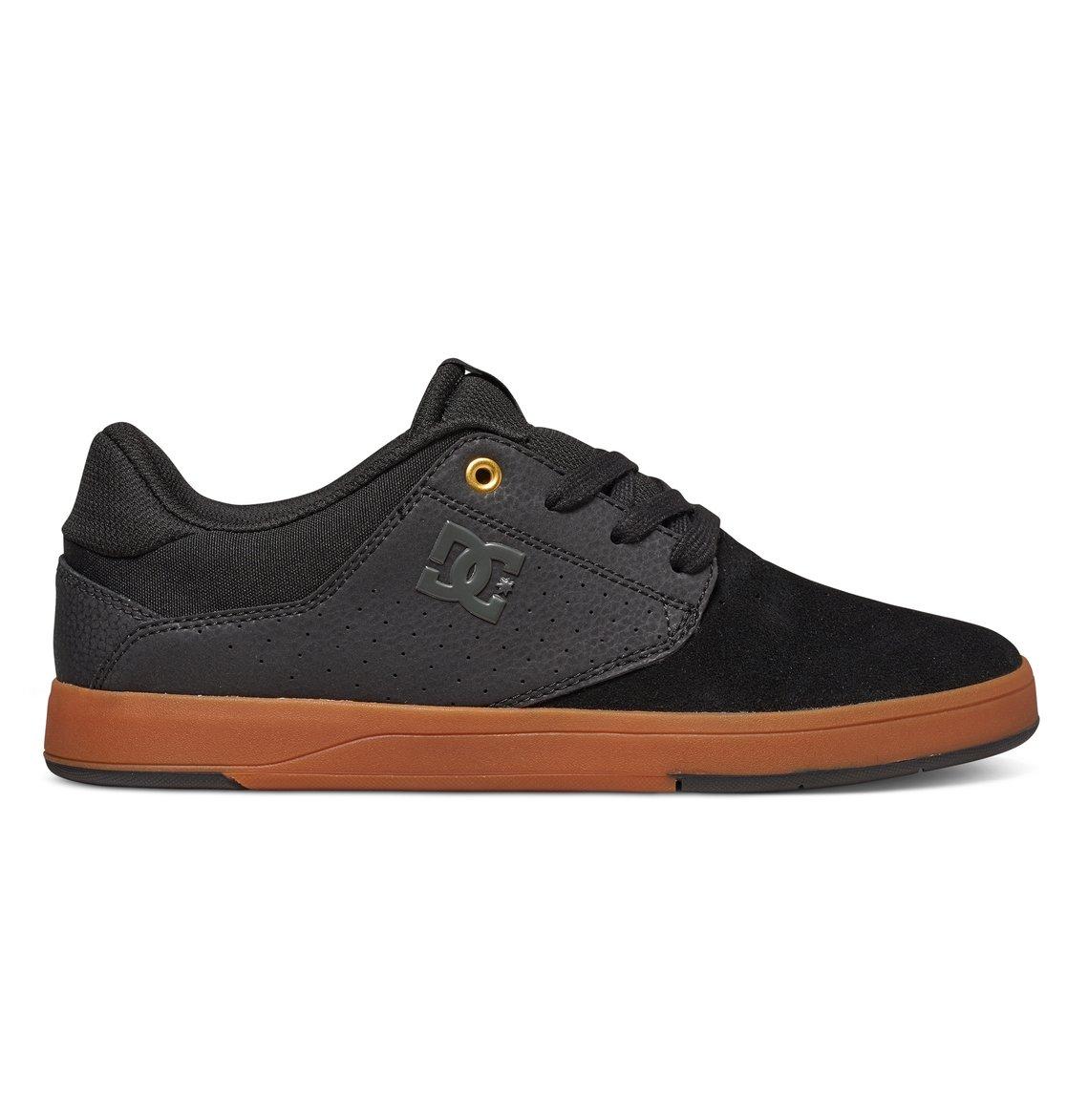 Dc All Black Shoes Men