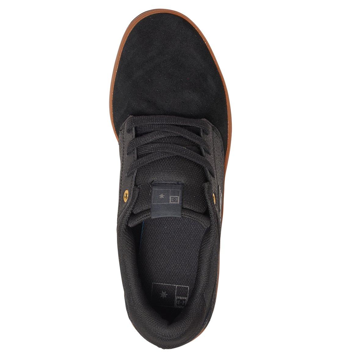 Skate shoes dc - 3 Men S Plaza Tc S Skate Shoes Black Adys100319 Dc Shoes