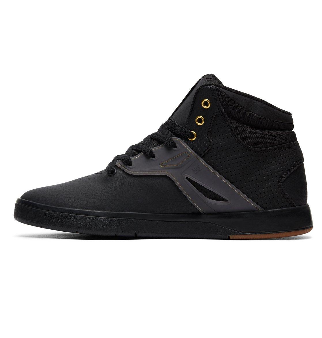 dc shoes Frequency High - Scarpe Alte da Uomo - Black - DC Shoes l7xI6g