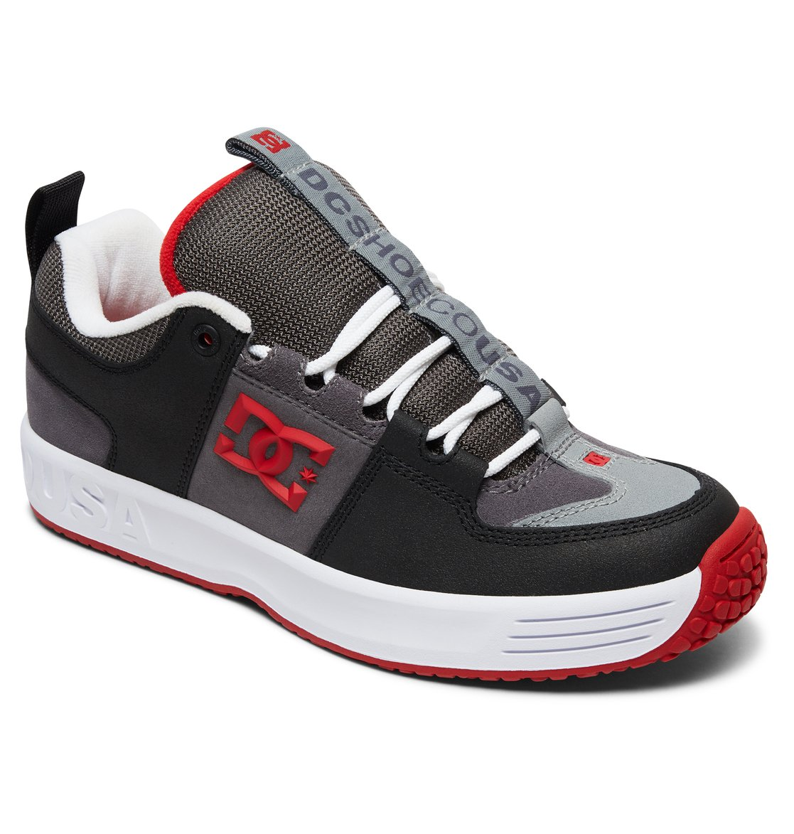 dc shoes Lynx OG - Scarpe da skate da Uomo - Gray - DC Shoes