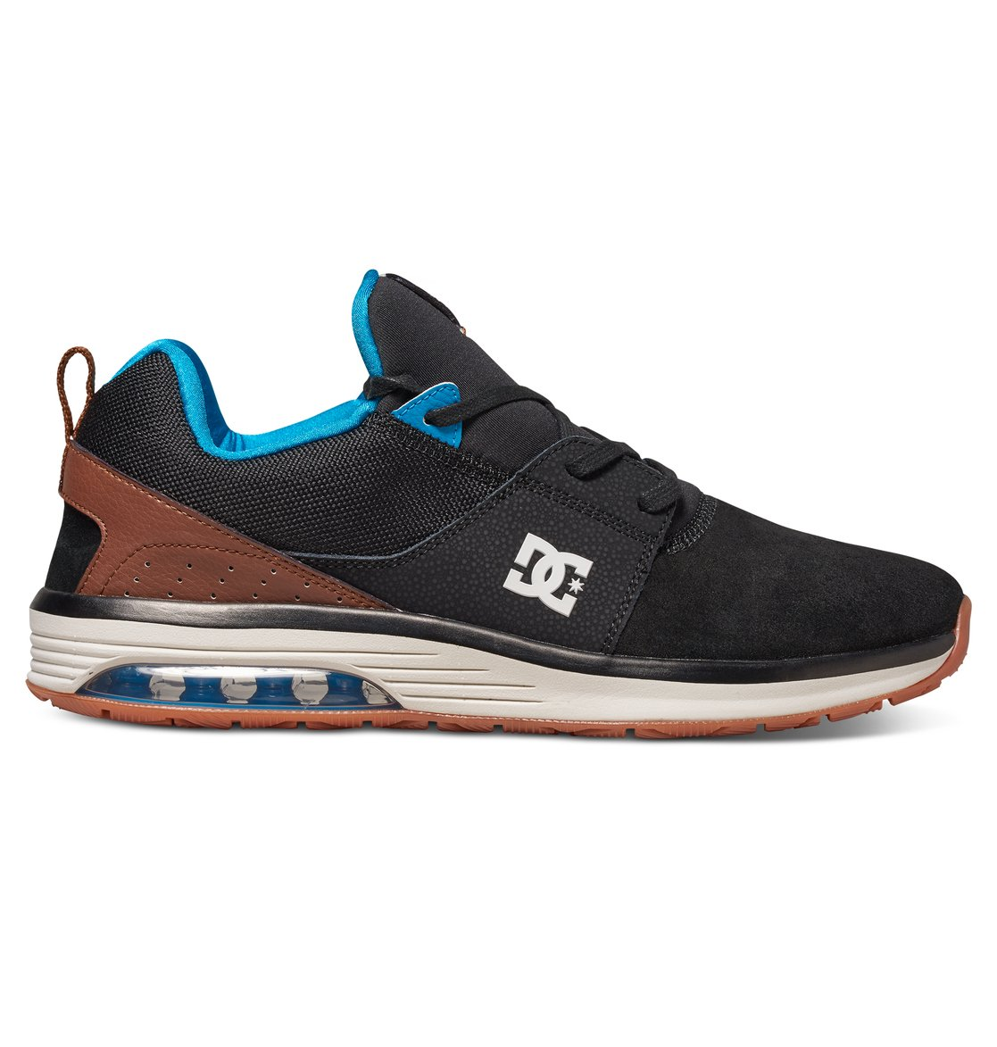 Blue And White Dc Shoes Mens