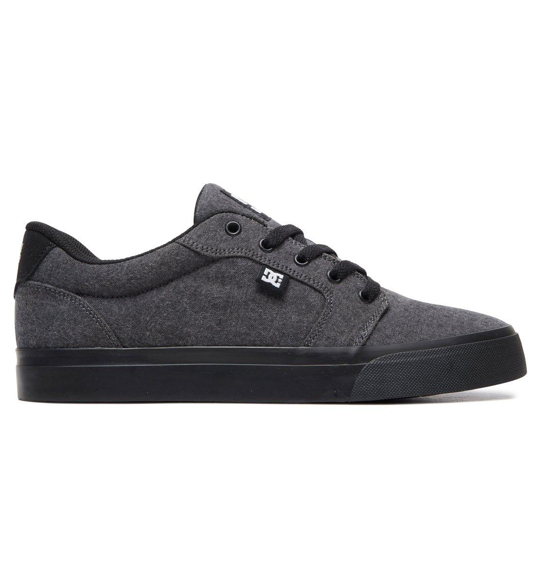 0 Mens Anvil TX SE Shoes Black ADYS300036 DC Shoes