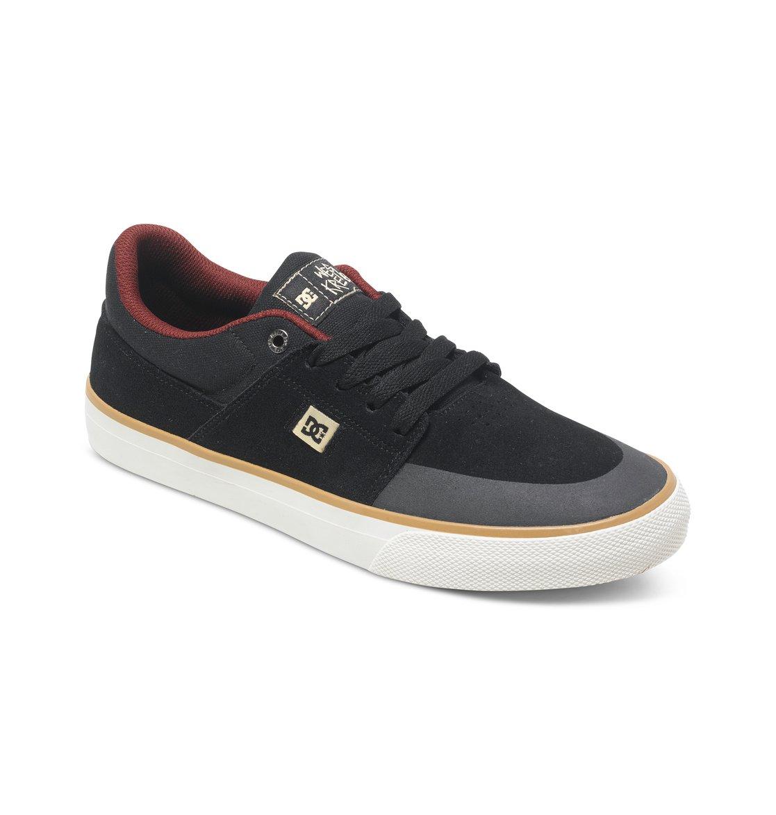 wes kremer s se low top skate shoes adys300144 dc shoes
