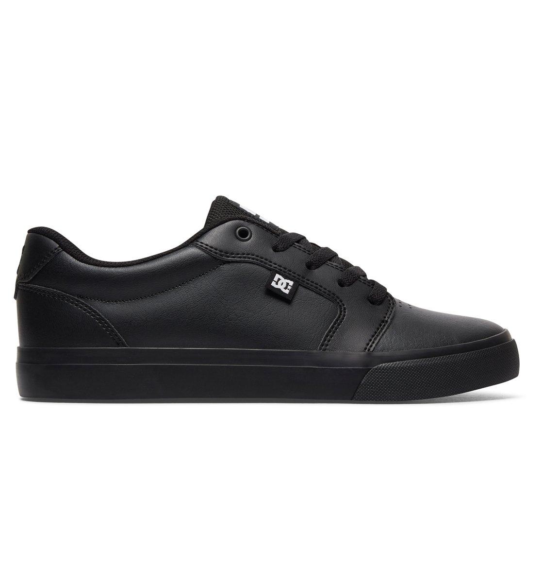 Dc Anvil Se- Black/White/Orange sneakers