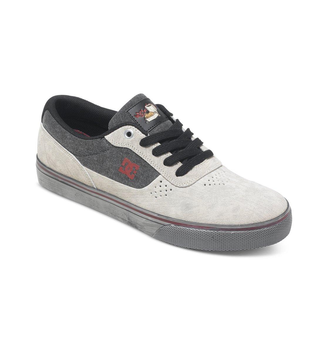 dc shoes Switch S - Scarpe da skate da Uomo - Black - DC Shoes