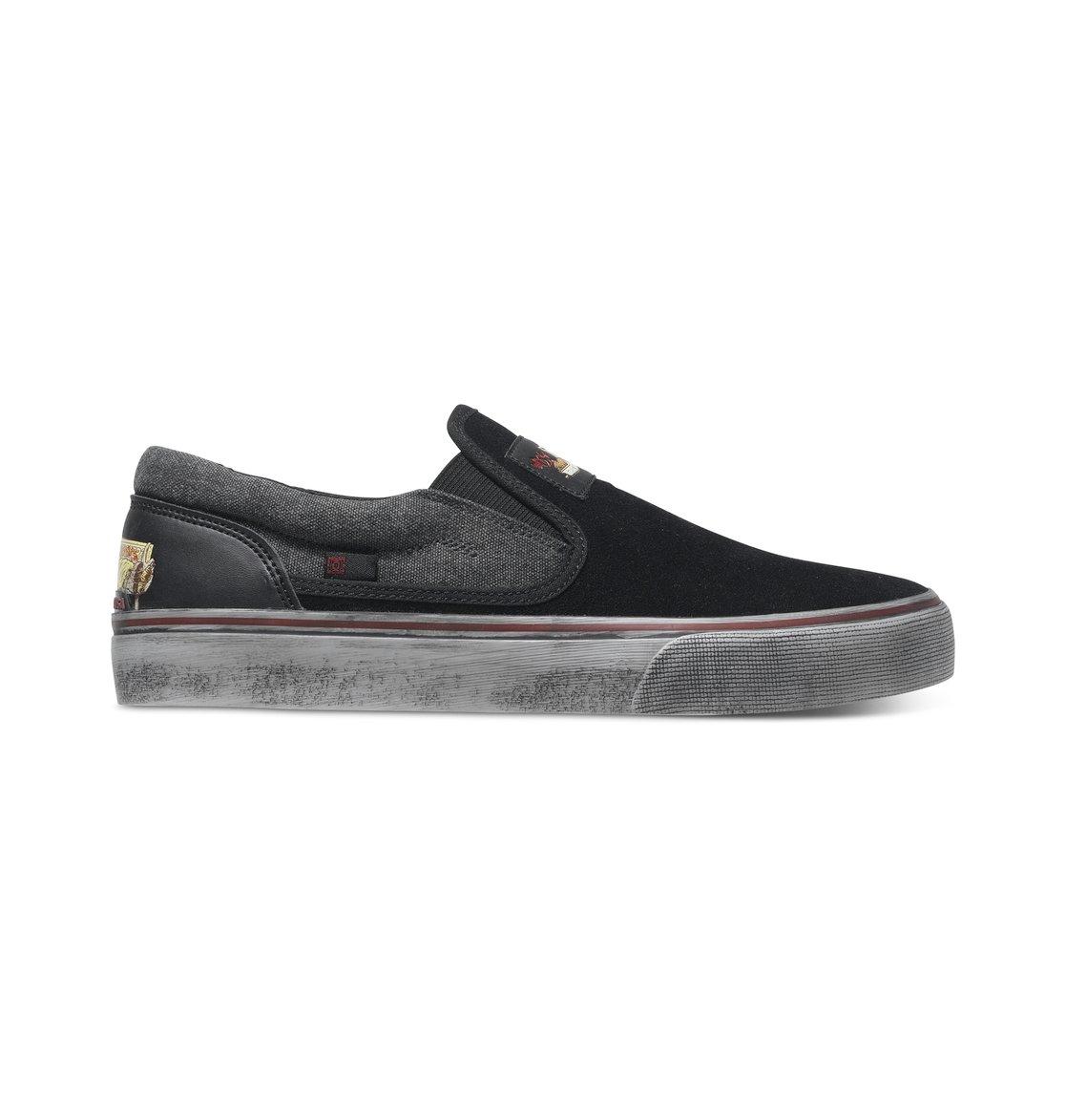 0 Mens Trase S Cliver SlipOn Shoes ADYS300174 DC Shoes