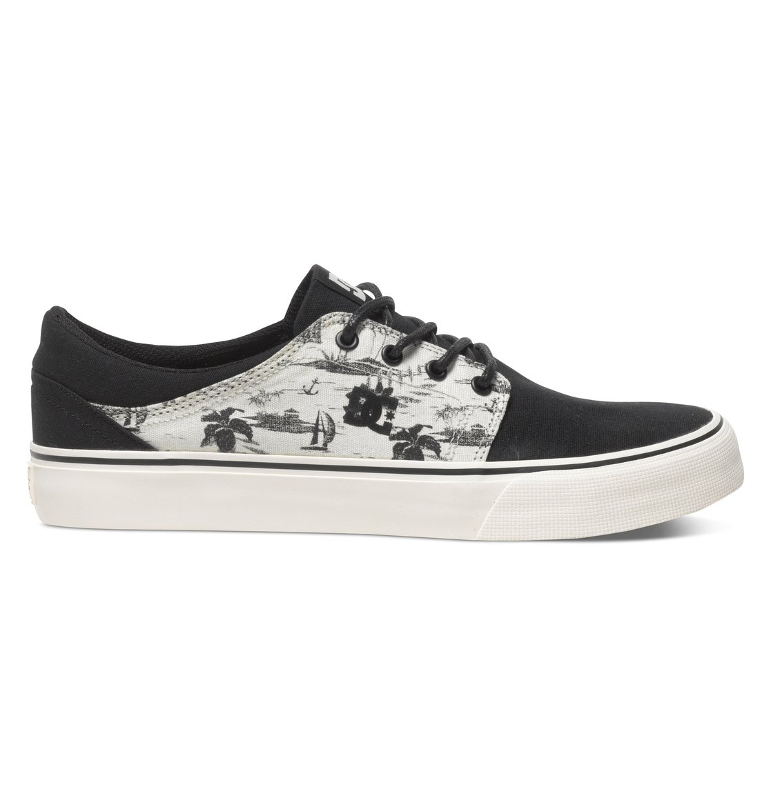 Trase SP - Dcshoes������ ������� ���� Trase SP �� DC Shoes. <br>��������������: ��������������� ������ � ������� ��������������� ����, ���� �� �������� � �������� � ����������� �������, ����� � ���������, ������������� ������� ������, ��������� ��� �������� � ������������� ���������� � ����������� DC, ����������������� �����������, ������������� ���������� �������, ��������� ������� ���������� ������� DC Pill Pattern. <br>������: ����: �������� / ���������: �������� / �������: ������.<br>