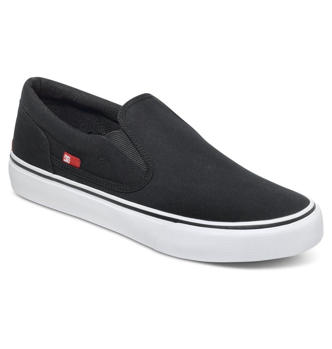 trase chaussures slip on 3613370645145 dc shoes. Black Bedroom Furniture Sets. Home Design Ideas