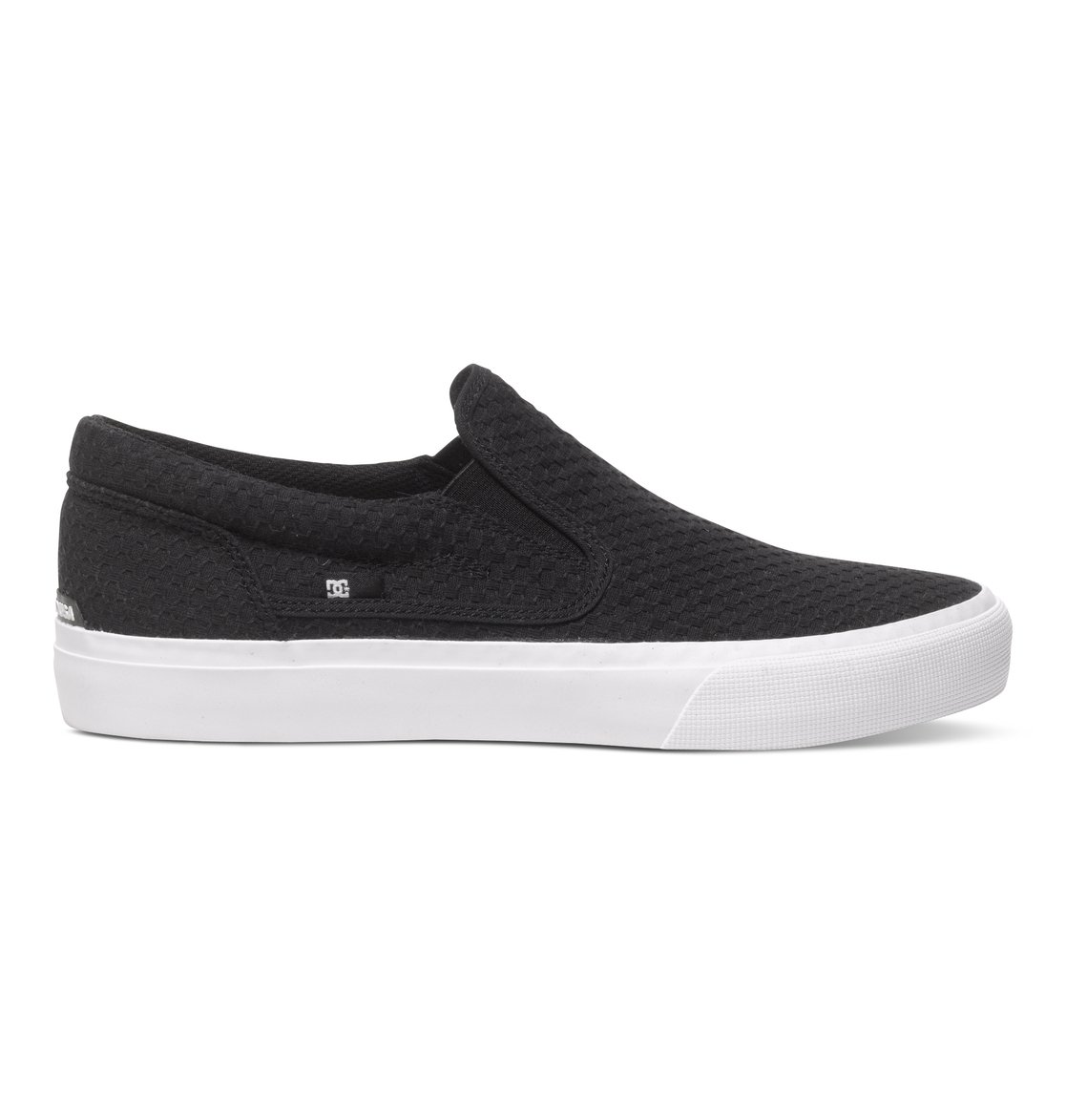 trase tx se chaussures slip on adys300187 dc shoes. Black Bedroom Furniture Sets. Home Design Ideas