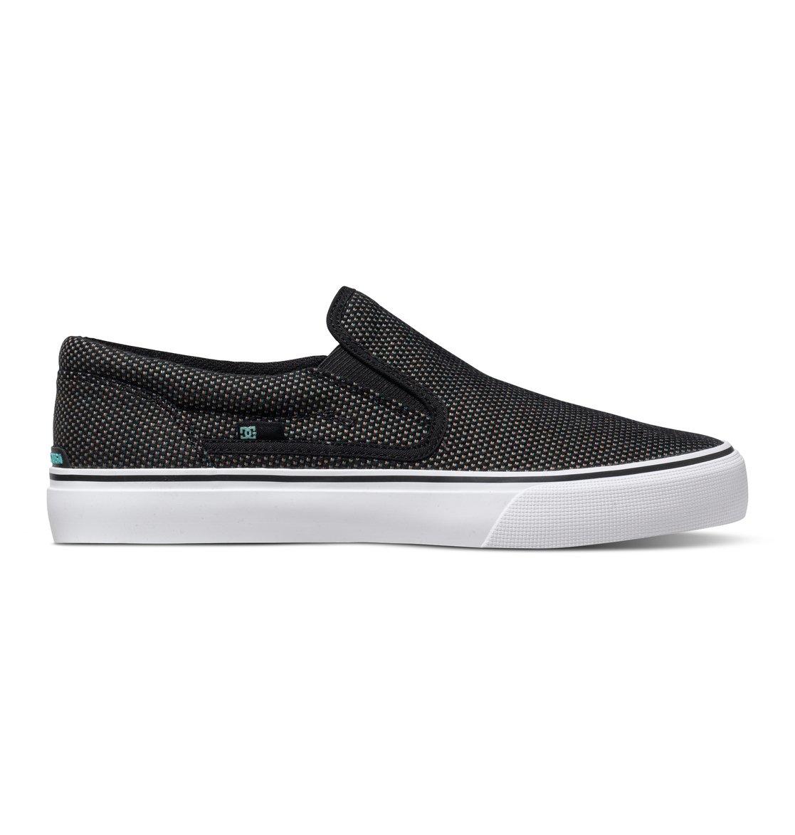 Men s Trase TX SE Slip On Shoes ADYS300187 DC Shoes