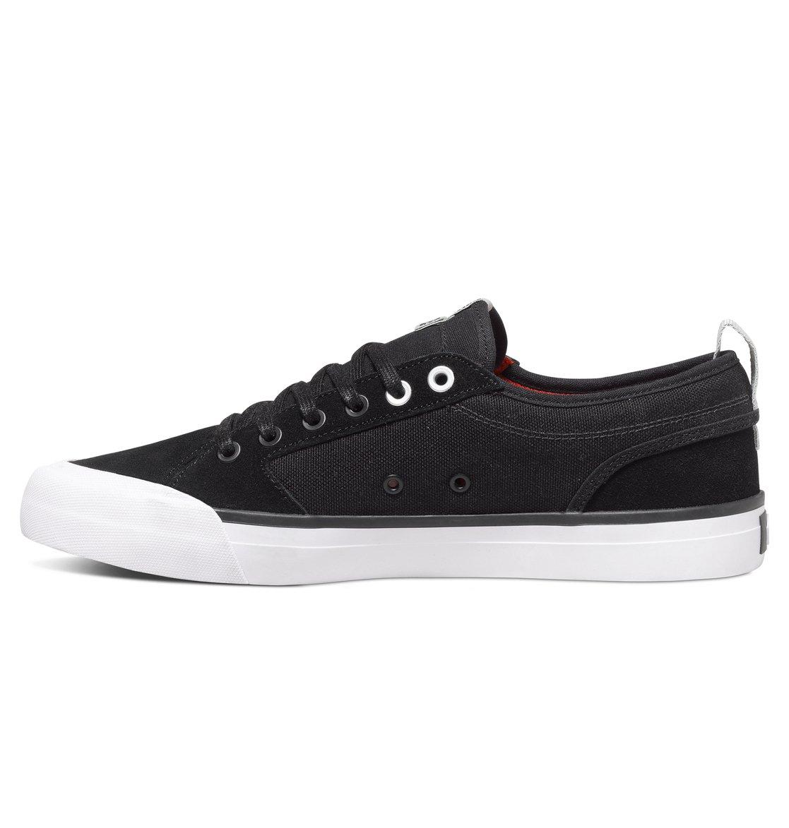 Skate shoes size 9 - 2 Men S Evan Smith S Skate Shoes Black Adys300203 Dc Shoes