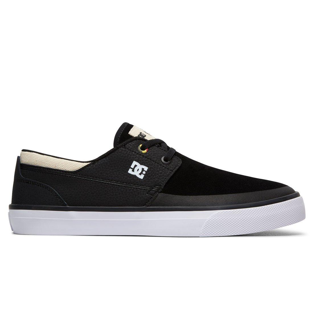 dc shoes New Jack S - Scarpe da skate da Uomo - Red - DC Shoes