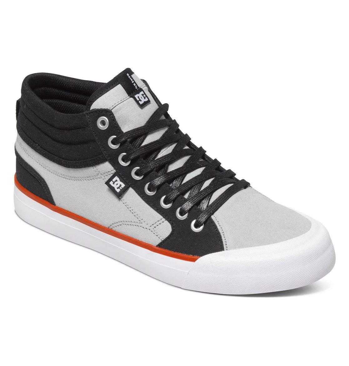 Dc Shoes Mens High Tops Black
