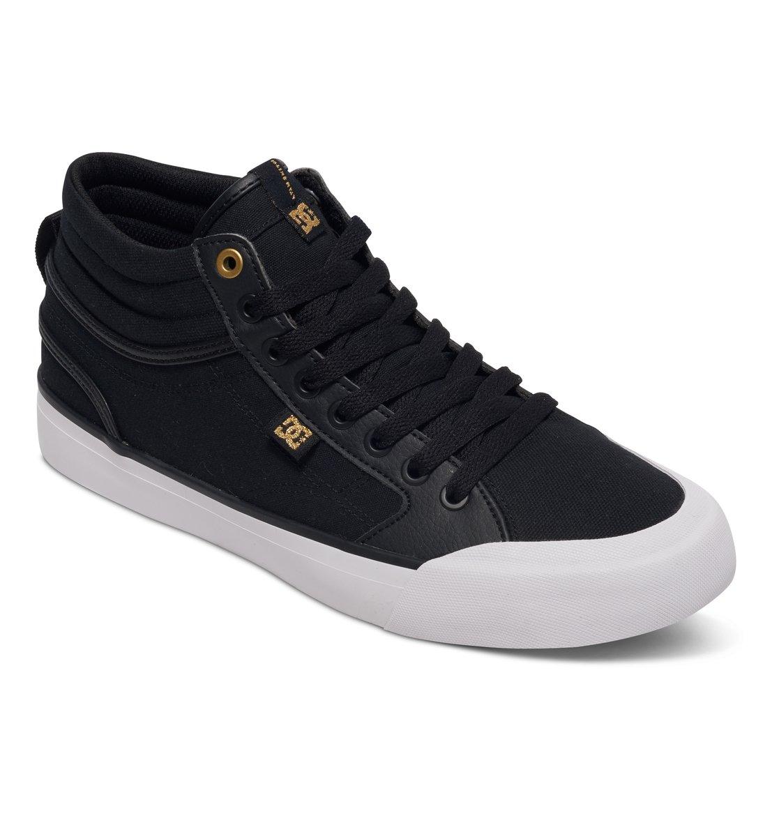 dc shoes high tops gold. 1 men\u0027s evan smith hi high top shoes black adys300246 dc dc tops gold