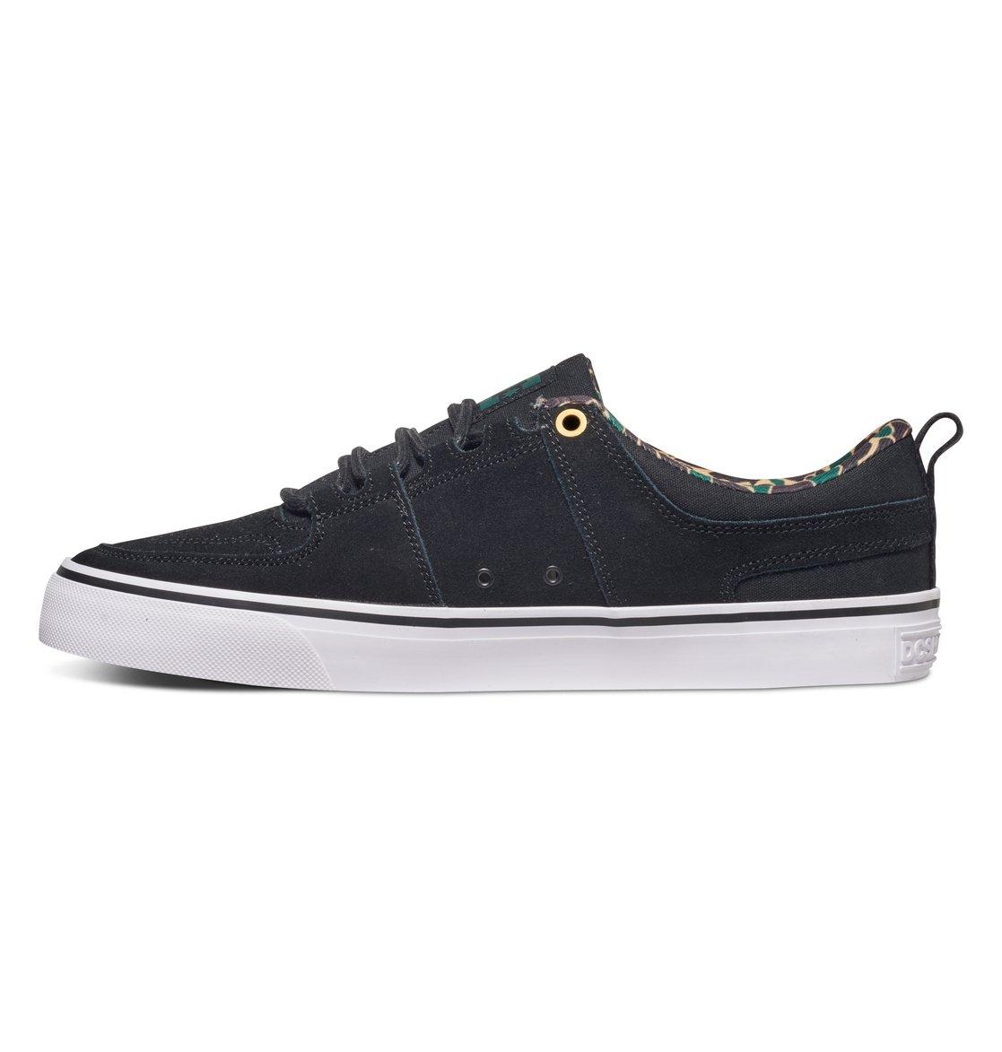 Dc Shoes Lynx Vulc Zapatillas, Color: White, Talla: 46 EU / 12 US / 11 UK