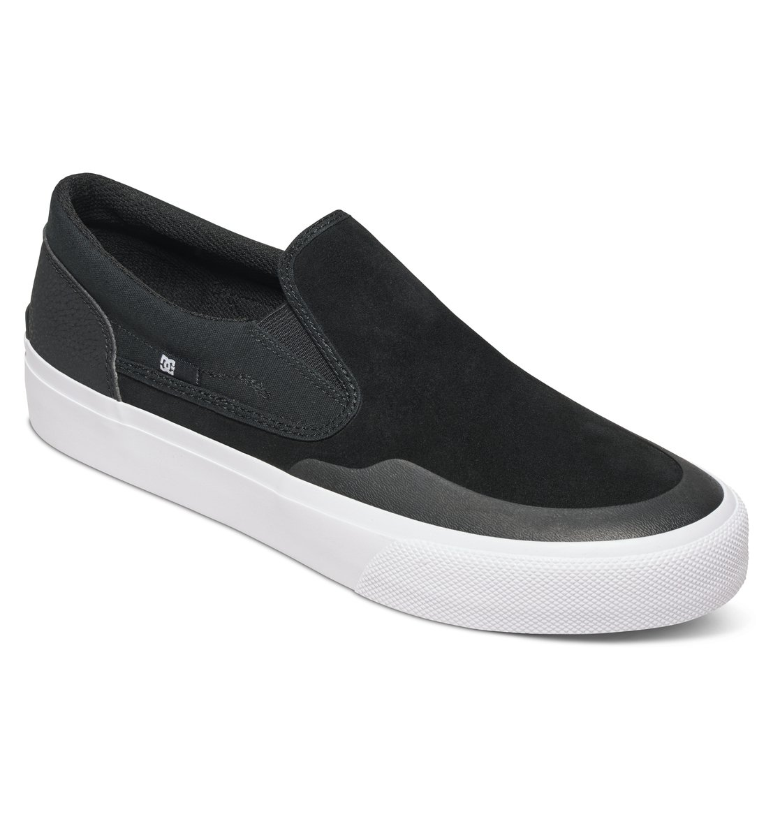 dc shoes s trase s rt slip on skate shoes adys300357